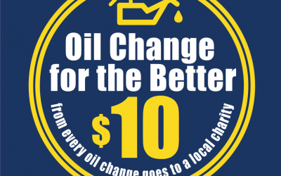 Matthews Tire to Host Oil Change for the Better October 22-27, 2018